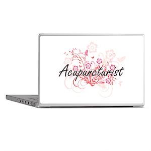 Acupuncturist Artistic Job Design wit Laptop Skins