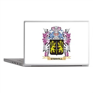 Carroll Coat of Arms (Family Crest) Laptop Skins