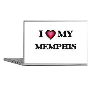 I love Memphis Laptop Skins