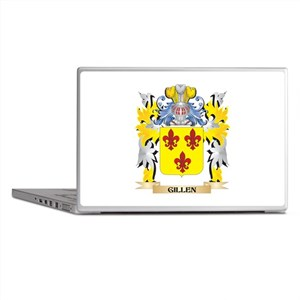 Gillen Coat of Arms - Family Crest Laptop Skins