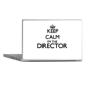Keep calm I'm the Director Laptop Skins