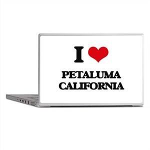 I love Petaluma California Laptop Skins