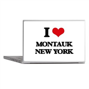 I love Montauk New York Laptop Skins