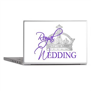 Royal Wedding London England Laptop Skins
