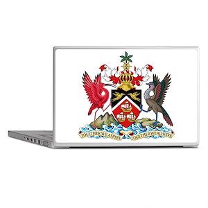 Trinidad and Tobago Coat Of Arms Laptop Skins