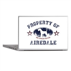Airedale Laptop Skins