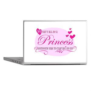 I'm the Princess Laptop Skins