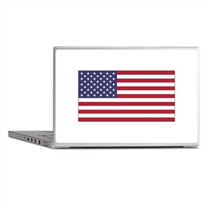 American Flag Laptop Skins
