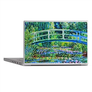 Monet - Water Lily Pond Laptop Skins
