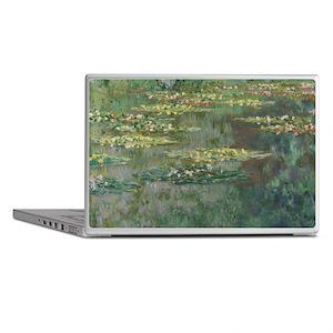 Waterlilies by Claude Monet Laptop Skins