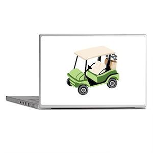 Golf Cart Laptop Skins