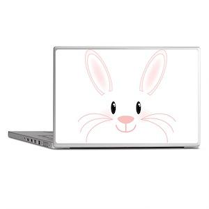 Bunny Face Laptop Skins