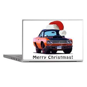 BabyAmericanMuscleCar_69_RoadR_Orange Laptop Skins