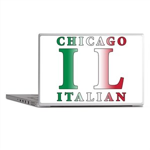 Chicago Italian Laptop Skins