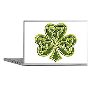 Celtic Trinity Laptop Skins