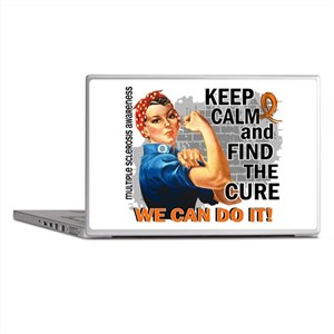 Rosie Keep Calm MS Laptop Skins