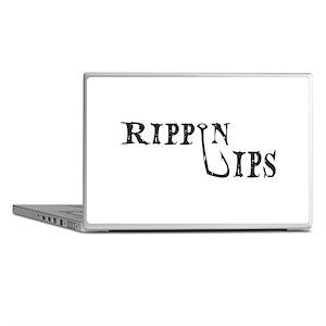 Rippin Lips Logo Laptop Skins