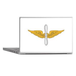Aviation Branch Insignia Laptop Skins
