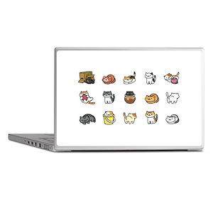 Neko Atsume Laptop Skins