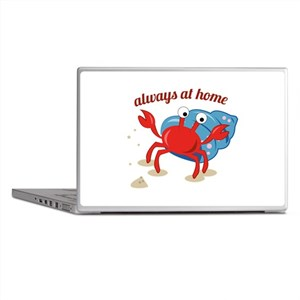 Always at Home Laptop Skins