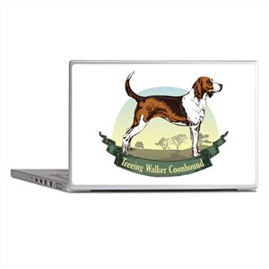 Treeing Walker Coonhound: Ban Laptop Skins