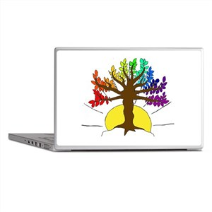 The Giving Tree Laptop Skins