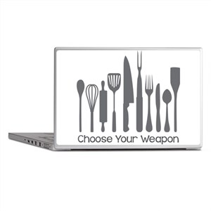 Choose Your Weapon Laptop Skins