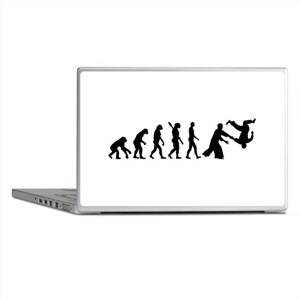 Evolution Aikido Laptop Skins