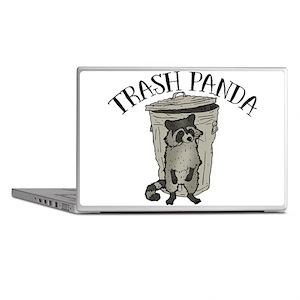 Raccoon Trash Panda Laptop Skins