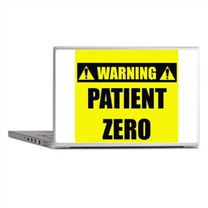 Warning: Patient Zero Laptop Skins