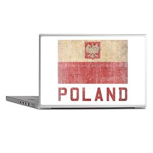 Vintage Poland Laptop Skins