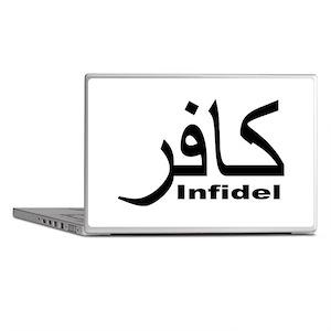 Infidel (1) Laptop Skins