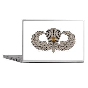Combat Parachutist 1st awd basic Laptop Skins