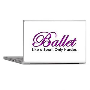 Ballet, Like a sport Laptop Skins