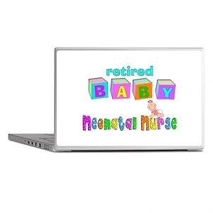 Retired Nurse Laptop Skins