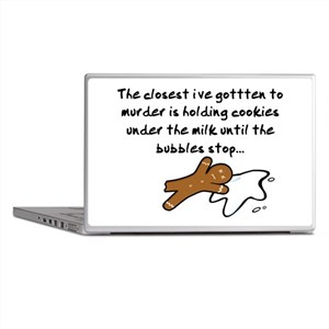 Closest to Murder Laptop Skins