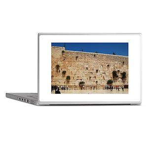 Western Wall (Kotel), Jerusalem, Israel Laptop Ski