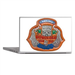 USS HONOLULU Laptop Skins