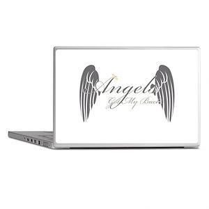 Angels Got My Back Laptop Skins