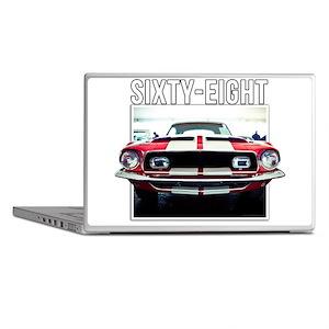 68 Mustang Laptop Skins