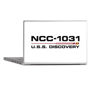 USS Discovery - Updated Laptop Skins