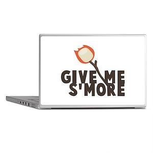 Give Me Smore Laptop Skins