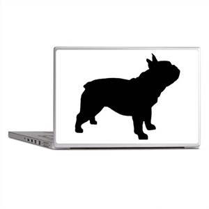 French Bulldog Laptop Skins
