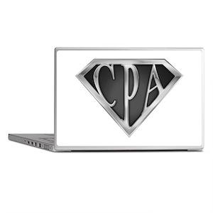 Super CPA - Metal Laptop Skins