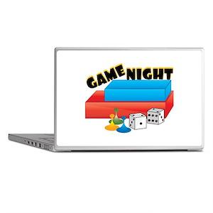 Game Night Laptop Skins