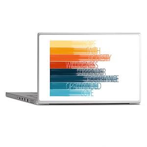 Spiritual Principles Laptop Skins