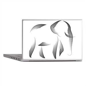 Elephant Laptop Skins