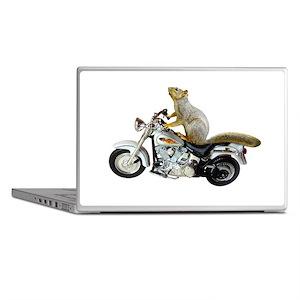 Motorcycle Squirrel Laptop Skins