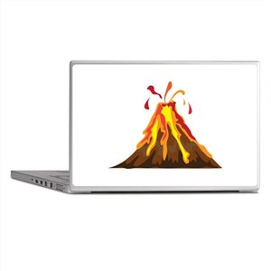 Volcano Laptop Skins