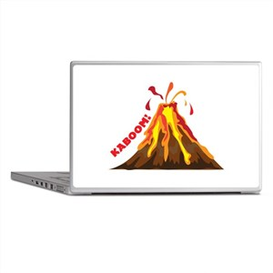 Volcano Kaboom Laptop Skins